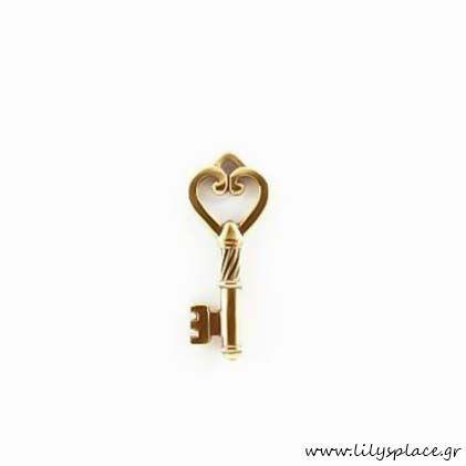 Κλειδάκι vintage χρυσό